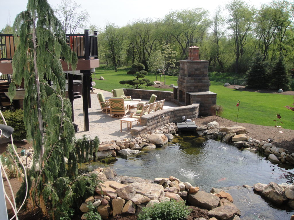 mock property services akron landscape design u0026 construction