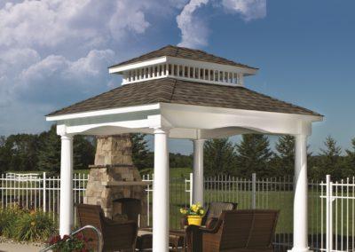 10x12 Victoria Pavilion Classic Roof (1)