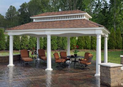 12'x20' Victoria Pavilion Classic Roof (2)