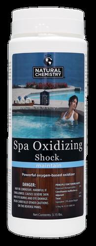 Spa Oxidizing Shock