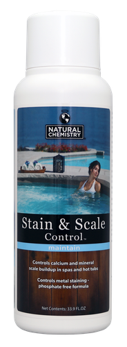 Spa Stain & Scale Control